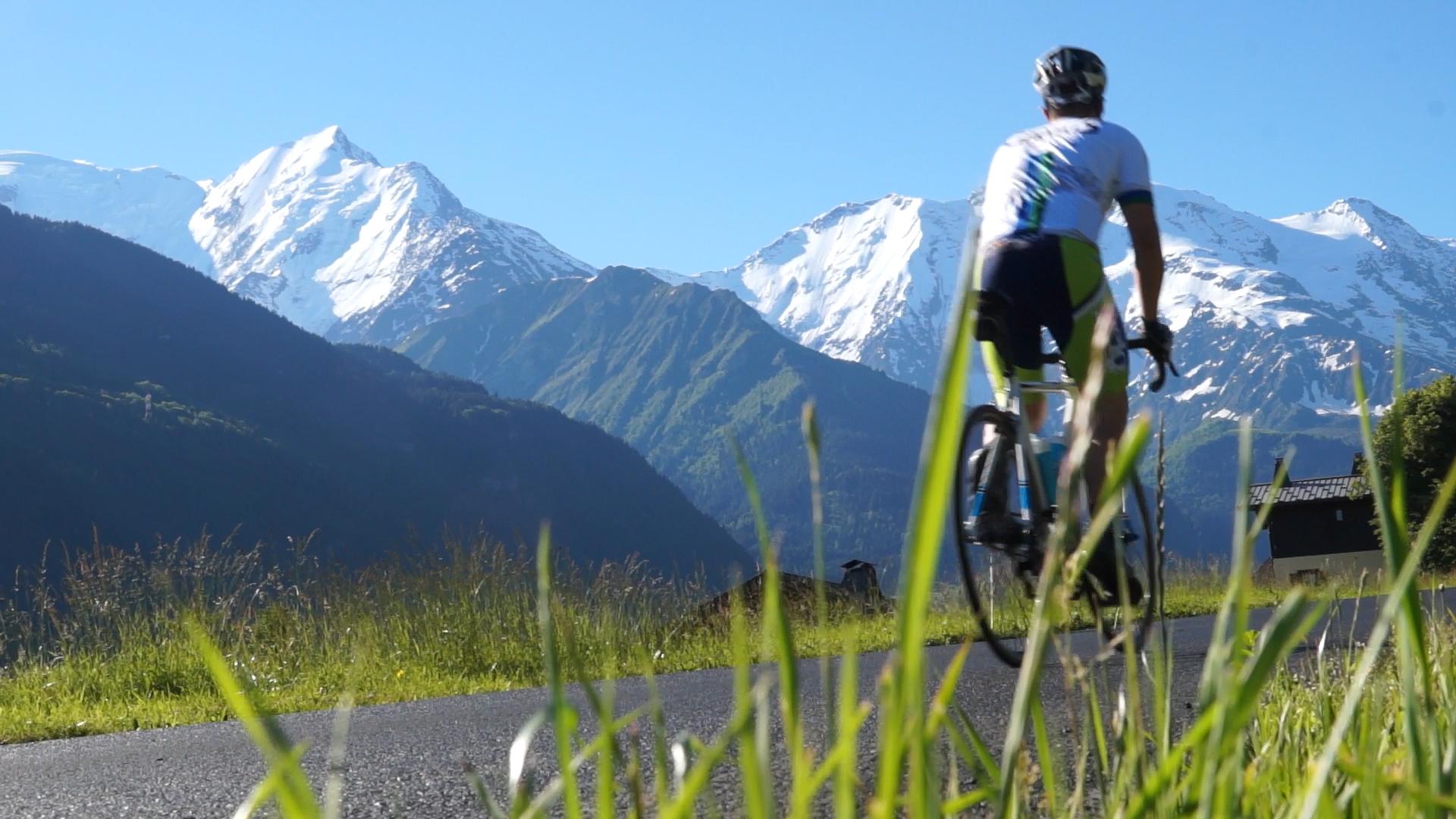 Road cycling itineraries