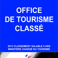 Tourist Office Classified: Category 1