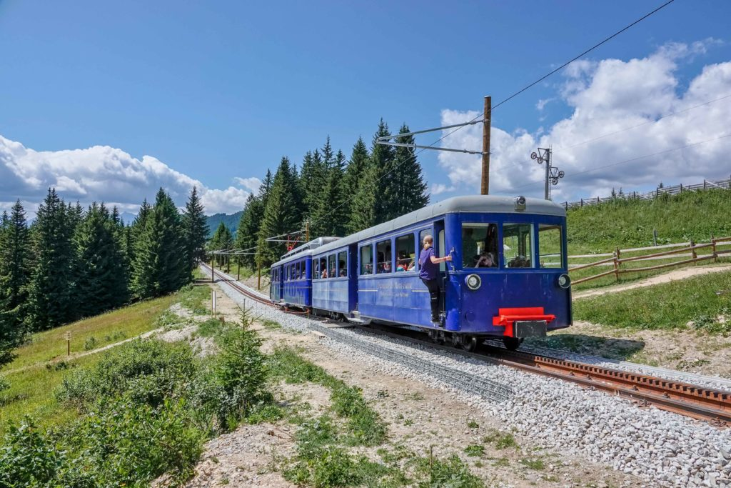 Gondolas & Tramway du Mont-Blanc