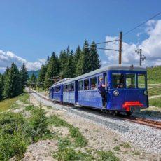 Mont-Blanc Tramway