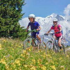 Mountain biking itineraries