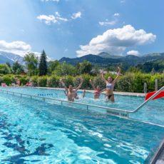 Saint-Gervais swimming pool