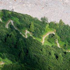 Trail tracks